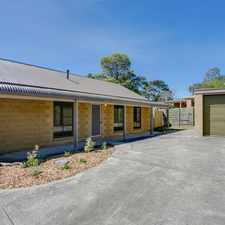 Rental info for UNDER APPLICATION A unit the size of a house in the Rosebud area