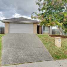 Rental info for Beautifully Presented in the Redbank Plains area