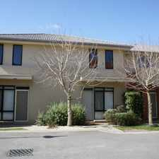 Rental info for TOWNHOUSE IN A GREAT ESTATE AND CLOSE TO MONASH UNIVERSITY