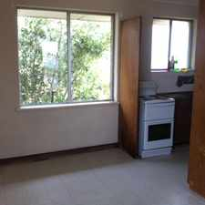 Rental info for Neat and Tidy - Centrally Located