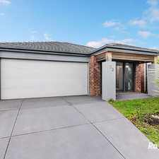 Rental info for UNDER APPLICATION WITH CASEY'S NUMBER 1 AGENT in the Pakenham area