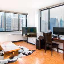 Rental info for Columbus Ave & W 59th St