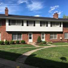 Rental info for 644 Broadmoor Dr. St. Louis, MO 63017