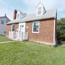 Rental info for Beautiful Single Family Home with Yard & Finished Basement-3 BR plus den or 4 Bedroom Vouchers Only Call/Text Ben 443-810-7975 in the Baltimore area