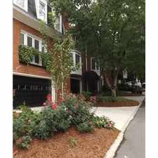 Rental info for Buckhead/Chastain Luxury Large Townhouse For Rent in the East Chastain Park area