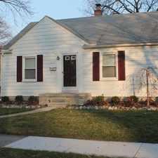 Rental info for General Home Management