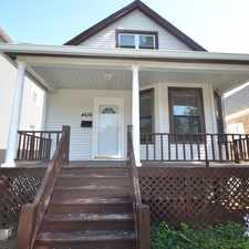 Rental info for 4636 West Waveland Avenue in the Old Irving Park area
