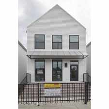 Rental info for 3706 North Milwaukee Avenue in the Old Irving Park area