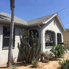 Rental info for 2461 Wabash Avenue in the Boyle Heights area