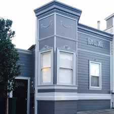 Rental info for 2185 Golden Gate Avenue #A in the Western Addition area