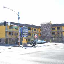 Rental info for Siegel Suites Fremont in the Downtown area