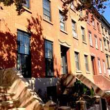 Rental info for 349 Union Street