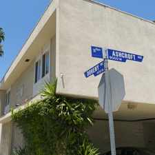 Rental info for 400 North Doheny Drive #3 in the Los Angeles area