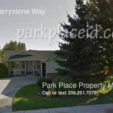 Rental info for 2846 N Quarrystone Way