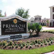 Rental info for Primrose at Heritage Park