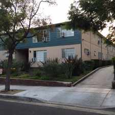 Rental info for 1411 N Laurel Ave Apartments in the Los Angeles area
