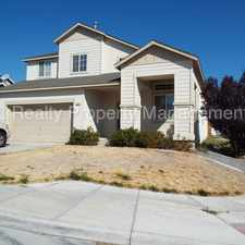 Rental info for 1494 Mountain Rose Drive, Fernley--2159 sq ft