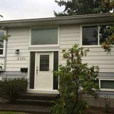 Rental info for 2151 Fitzgerald Avenue
