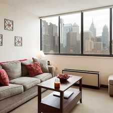 Rental info for 2405 Chestnut Street in the Center City West area