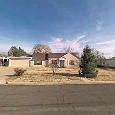 Rental info for Single Family Home Home in Hobbs for For Sale By Owner