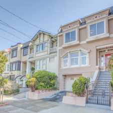 Rental info for Elegant Edwardian in Sought After Richmond District!
