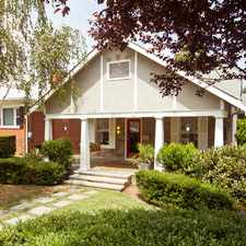 Rental info for Where Contemporary Elegance Meets Bungalow Charm