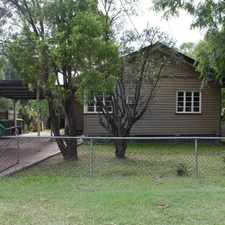 Rental info for Three Bedroom Family home in the Brassall area