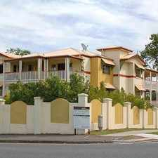 Rental info for LARGE 3 BEDROOM UNIT IN HIGHGATE HILL, BRISBANE STATE HIGH CATCHMENT!!!! in the Highgate Hill area