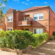 Rental info for DEPOSIT TAKEN in the Coogee area