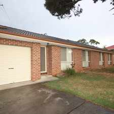 Rental info for THAT WOW FACTOR in the Sydney area