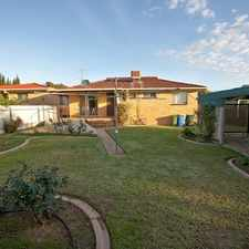 Rental info for Great Value Doesn't Last Long! in the Wagga Wagga area