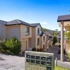 Rental info for 8/207-209 GERTRUDE ST, NORTH GOSFORD in the Gosford area