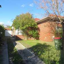 Rental info for Great location in a good quiet street in the Bentleigh East area