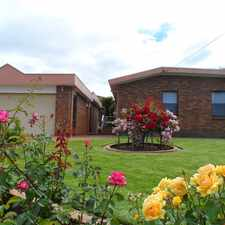 Rental info for PERFECT LOCATION - 4 BR or 3BR PLUS HOME OFFICE in the Traralgon area