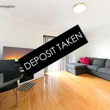 Rental info for DEPOSIT TAKEN BY RAY WHITE ERMINGTON | 9898 1822 in the Five Dock area