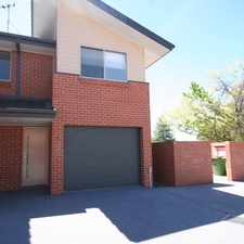 Rental info for UNDER APPLICATION! - NBN READY! - Two bedroom ensuite townhouse with garage