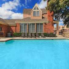 Rental info for Park Blvd in the Plano area