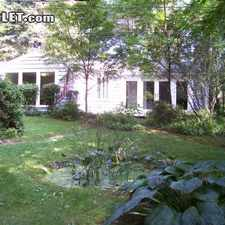 Rental info for One Bedroom In Amherst
