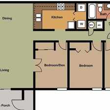 Rental info for The Arbors is designed with your comfort and enjoyment in mind. Pet OK!