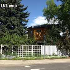 Rental info for $3000 3 bedroom House in Boulder County Boulder in the Whittier area