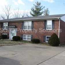 Rental info for 1BD/1BA Apartment near Perryville Rd and Lexington