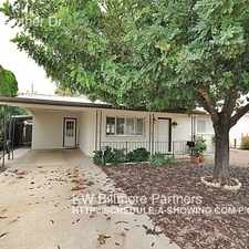 Rental info for 1564 S Lawther Dr
