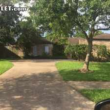 Rental info for $3900 4 bedroom House in West Houston Memorial in the Houston area