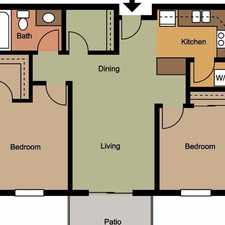 Rental info for NOW OPEN for qualified tenants. $920/mo