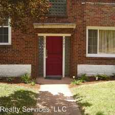 Rental info for 2101 Forest Unit A in the Franz Park area