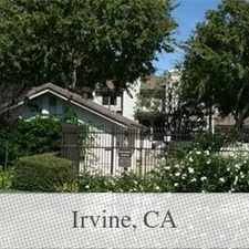 Rental info for Gorgeous Irvine, 2 bedroom, 2 bath. Parking Available! in the Shady Canyon area