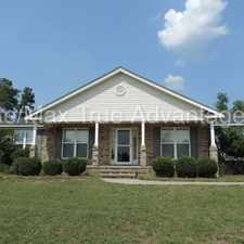 Rental info for Beautiful Home in the Walton Acres subdivision