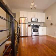 Rental info for Irving Ave