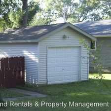 Rental info for 1118 Zephyr Hill Ave