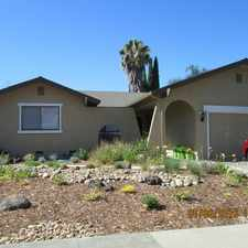 Rental info for VACAVILLE, CA 95688